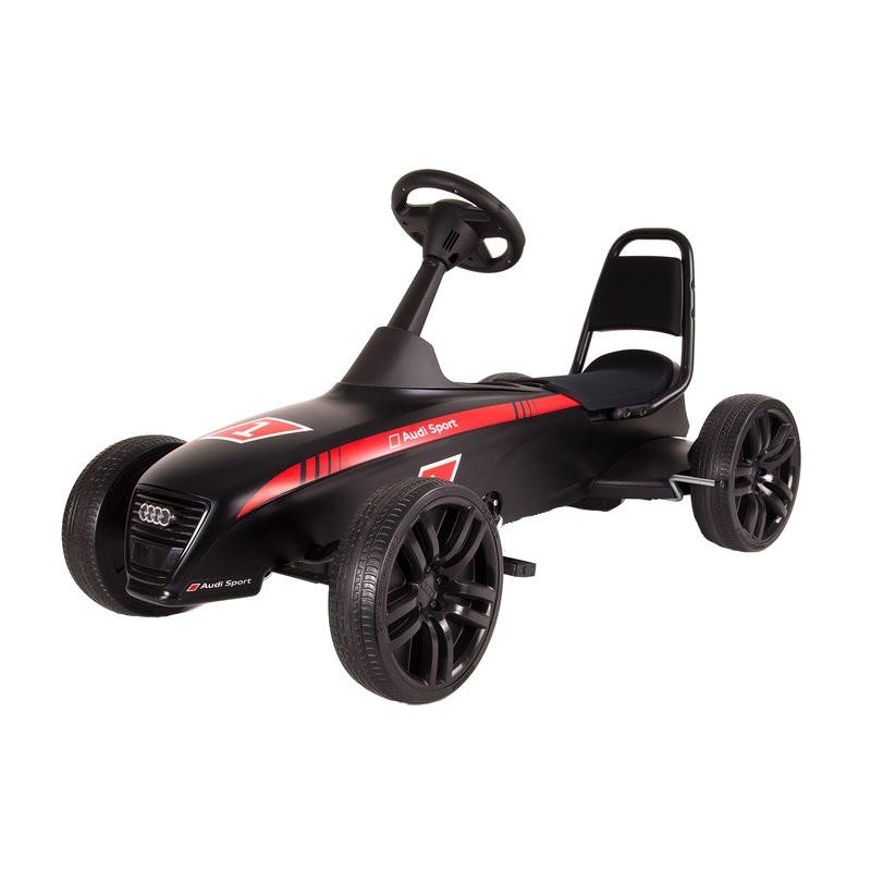 Kart cu pedale Audi Motorsport