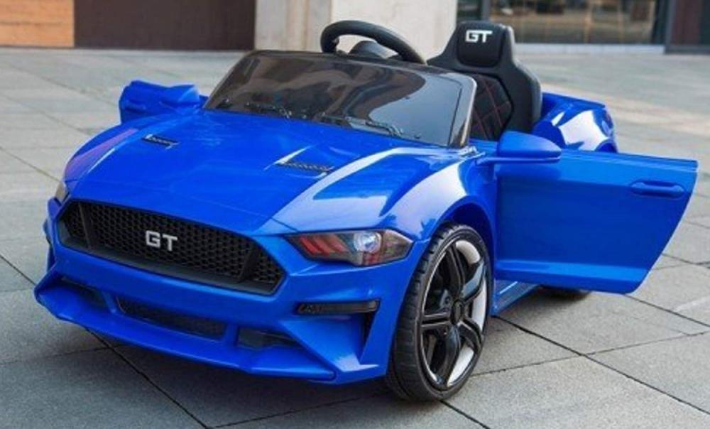 Masinuta electrica cu telecomanda 2,4G Down Town GT Blue