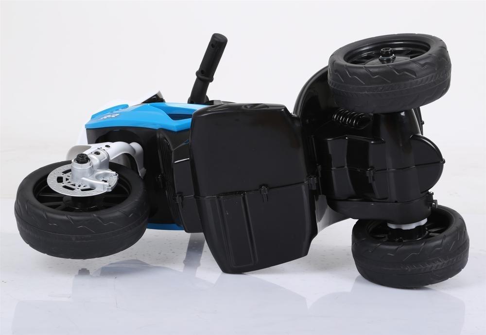 Motocicleta electrica BMW S1000RR Blue