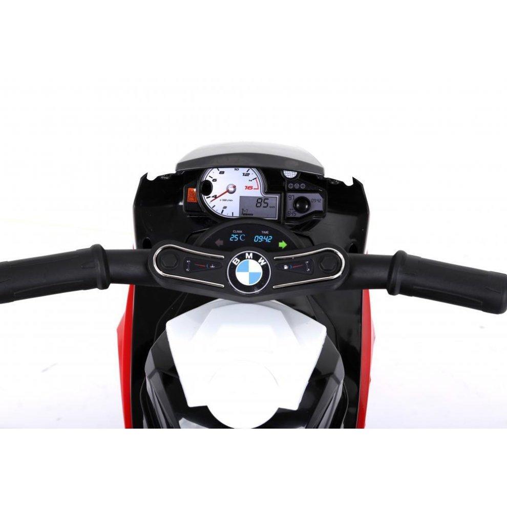 Motocicleta electrica BMW S1000RR Red - 1