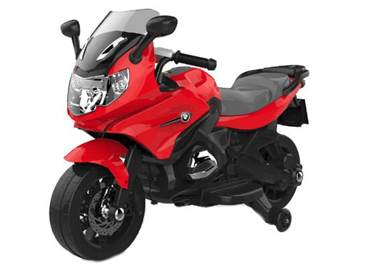Motocicleta electrica Bravo Red