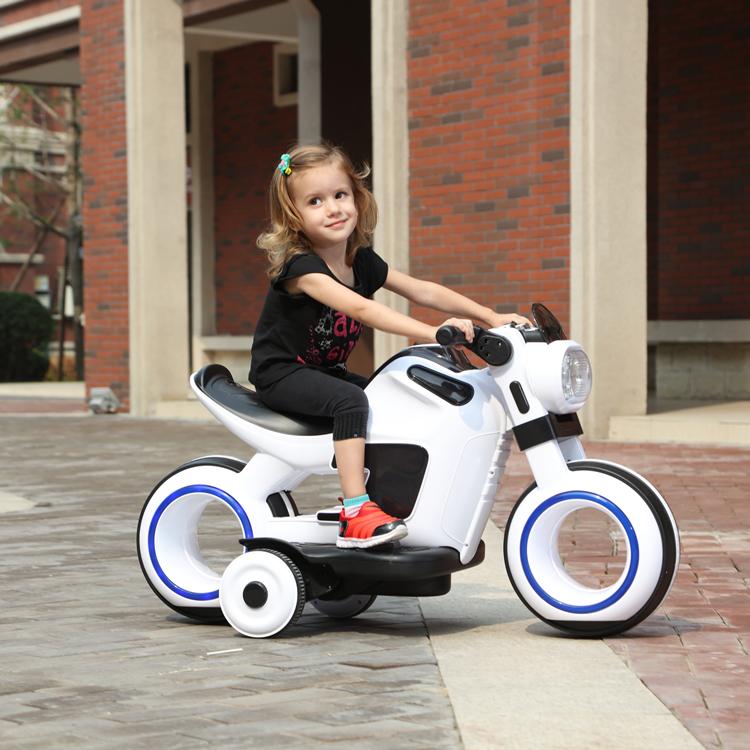 Motocicleta electrica Jupiter SMT-998 White