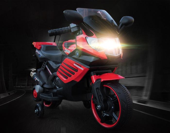Motocicleta electrica Predator Red - 1
