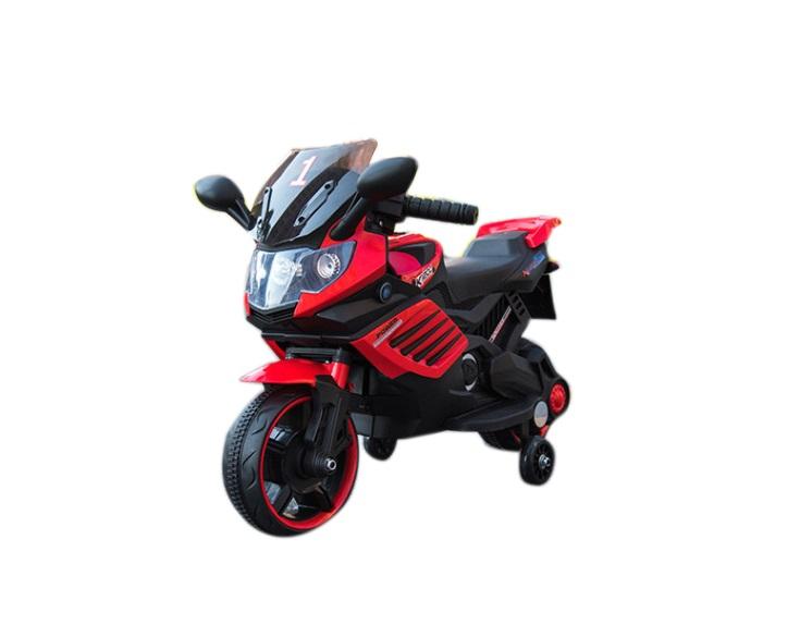 Motocicleta electrica Predator Red - 4