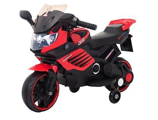 Motocicleta electrica Predator Red - 5