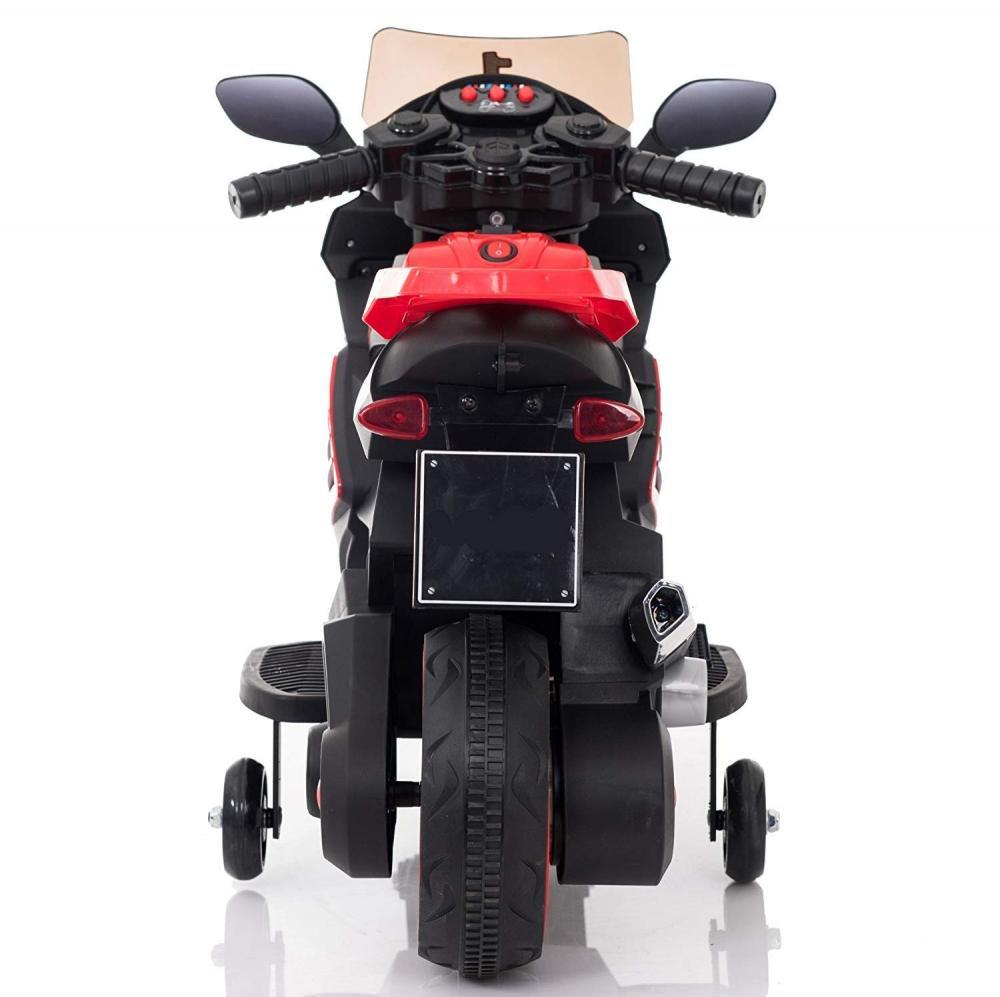 Motocicleta electrica Predator Red - 7