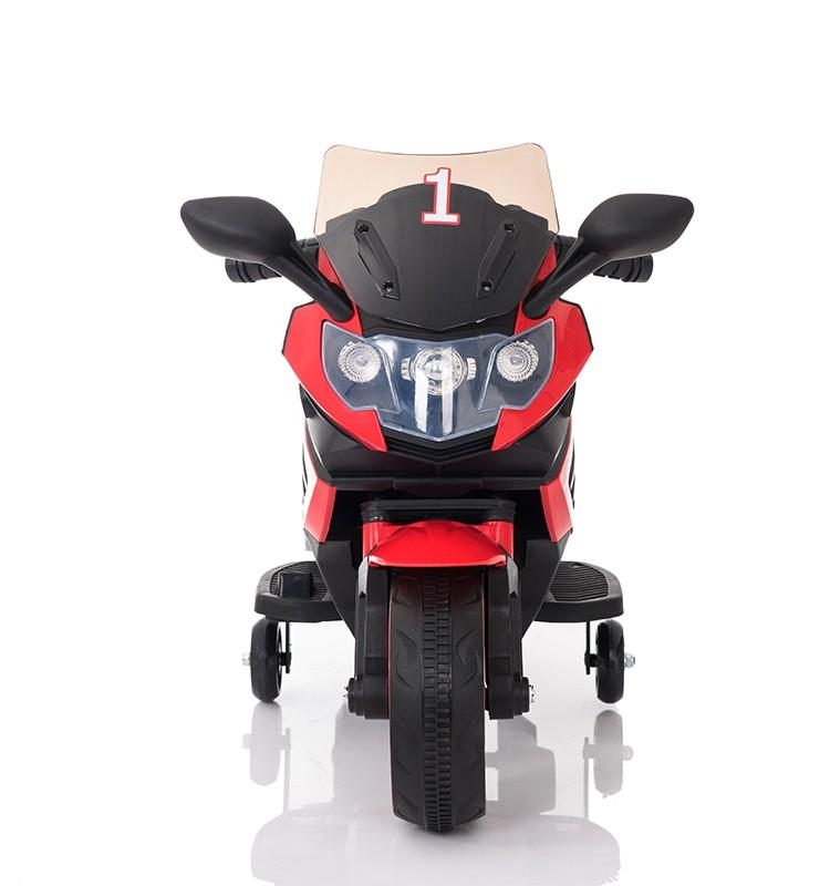 Motocicleta electrica Predator Red - 9