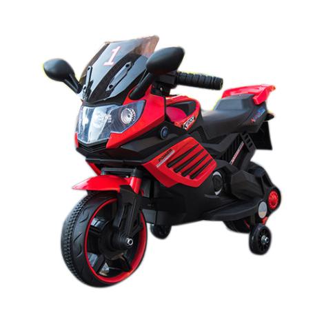 Motocicleta electrica Predator Red - 10