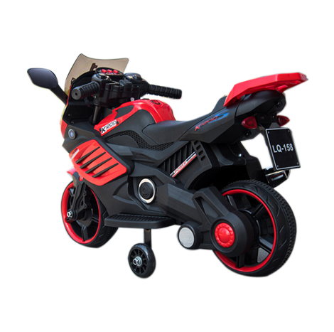 Motocicleta electrica Predator Red - 11