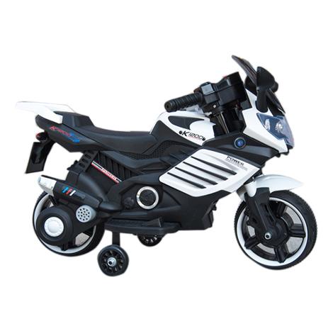 Motocicleta electrica Predator White - 6