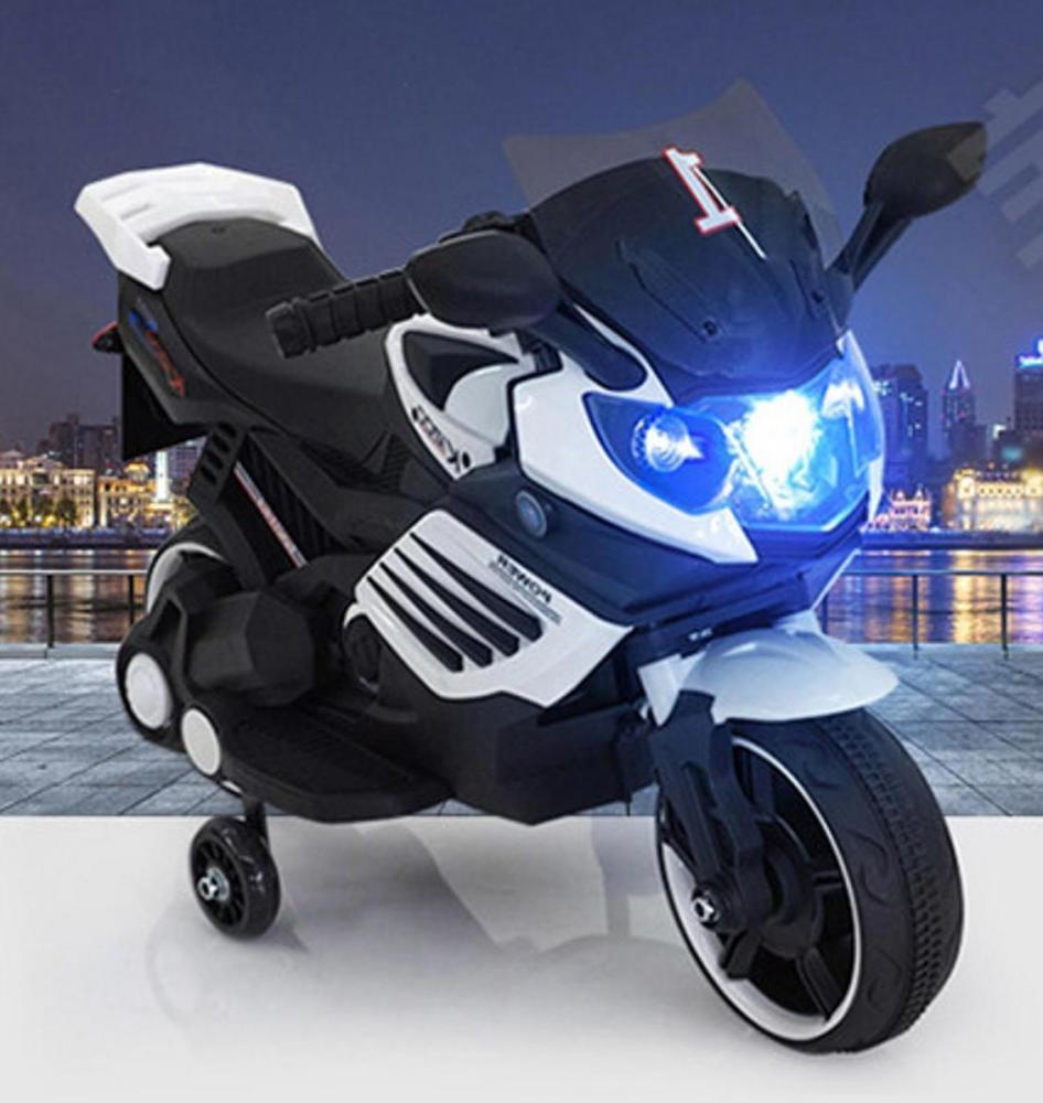 Motocicleta electrica Predator White - 7