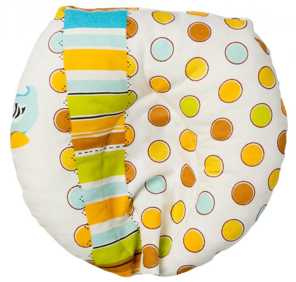 Perna pentru formarea capului bebelusului Girrafe Orange