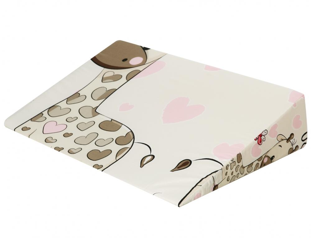 Perna plan inclinat multifunctionala UMe Pink din categoria Camera copilului de la Nichiduta