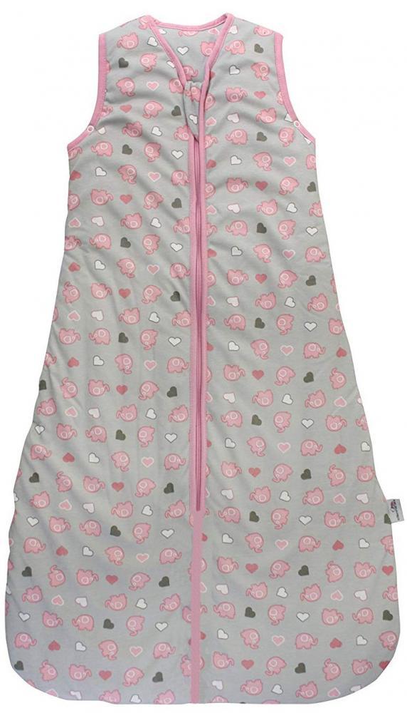 Sac de dormit Pink Elephant 3-6 ani 2.5 Tog din categoria Camera copilului de la Slumbersac