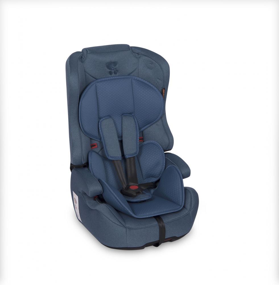 Scaun auto 9-36 Kg cu Isofix Harmony Blue