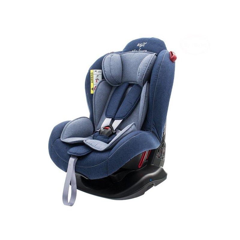 Scaun auto Eurobaby BSX 0-25 kg Albastru imagine