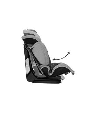 Scaun auto Magic Premium 9-36 Kg Grey