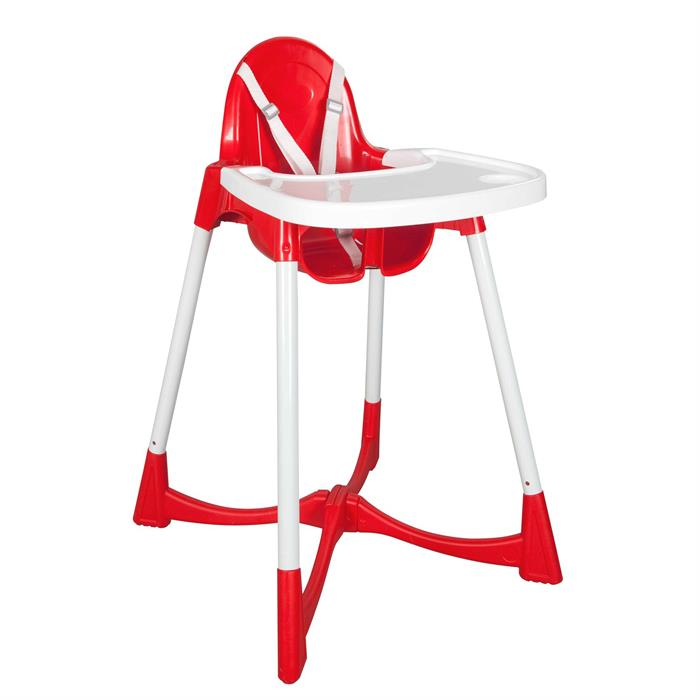 Scaun de masa Practical Chair Red