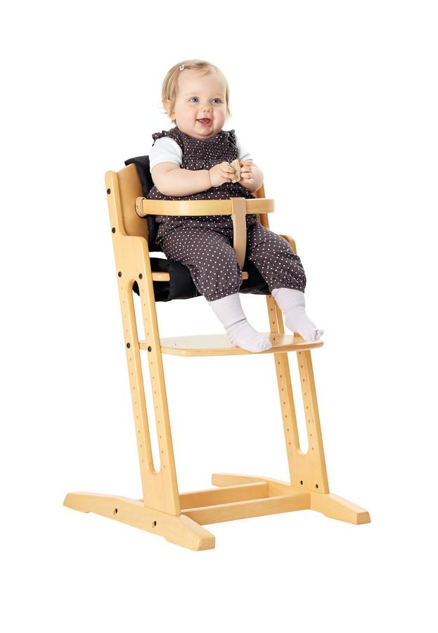 Scaun transformabil pentru copii Baby Dan Danchair natur