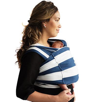 Sistem purtare Baby Ktan Baby Carrier Print Nautical marimea XS