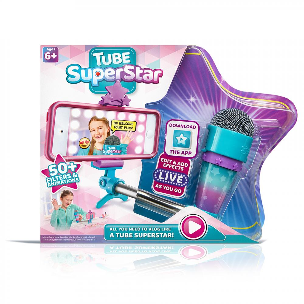 Microfon Tube Superstar
