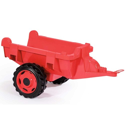 Tractor cu pedale si remorca Smoby Stronger XXL - 1