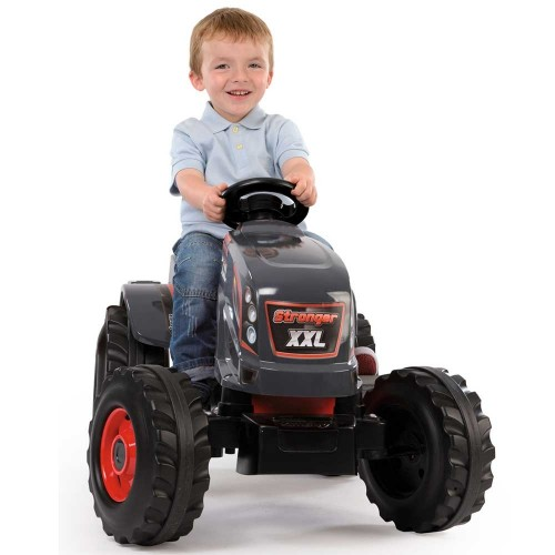 Tractor cu pedale si remorca Smoby Stronger XXL - 2