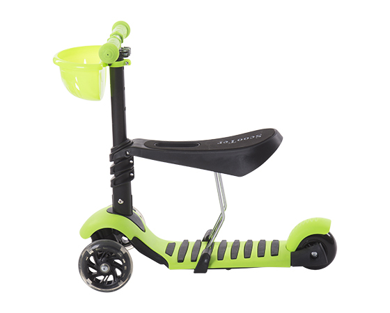 Trotineta evolutiva Scooter 3 in 1 Goes Green