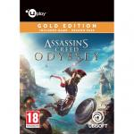Assassins Creed Odyssey Gold Edition - Pc (Uplay Code)