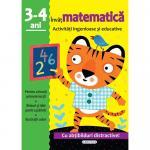 Activitati ingenioase si educative: Invat matematica 3-4 ani