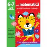 Activitati ingenioase si educative: Invat matematica 6 -7 ani