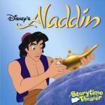 Aladdin (carte si rola pentru proiector)