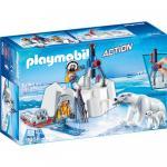 Cercetatori si Ursi Polari Playmobil
