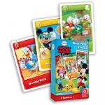 Carti de joc Mickey & Prietenii Black Peter