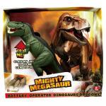 Dinozaur cu lumini si sunete marime medie