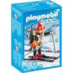 Femeie Schior Playmobil