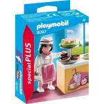 Figurina Cofetar Playmobil