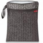 Gentuta Skip Hop Grab&Go Wet/Dry  Grey Feather