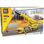 Joc de constructie My City - Macara ( 380 piese)
