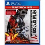 Metal gear solid 5 the phantom pain playstation hits PS4