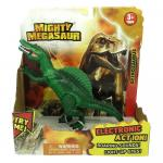 Mighty Megasaur Dinozaur cu lumini si sunete Velociraptor