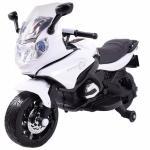 Motocicleta electrica Bravo White
