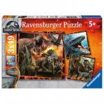 Puzzle Jurassic World 3x49 piese