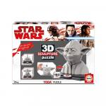 Puzzle Star Wars Yoda 3D
