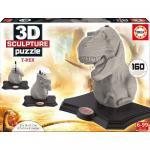 Puzzle T-Rex 3D