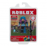Figurina blister Blue Lazer Parkour Runner Roblox