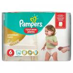 Scutece Pampers Premium Care Pants Value Pack 6 Extra Large 15 kg 36 buc