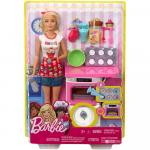Set Barbie Bucatar