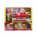 Set de joaca Barbie pizzerie