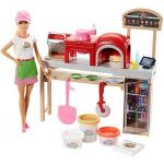 Set de joaca Barbie pizzerie